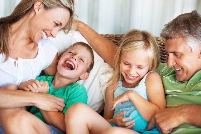 Paternidad y felicidad van unidas