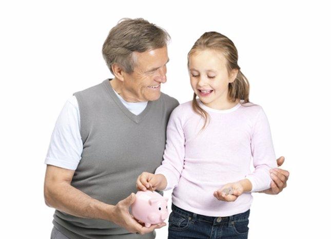 Hablar a los niños de dinero