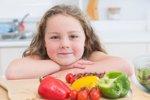 Las dietas vegetarianas en los niños (HACER FAMILIA)