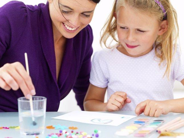 La creatividad y los niños