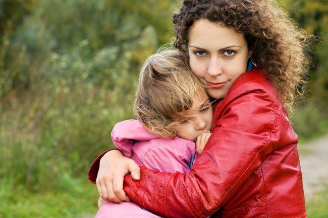 Foto: Enseñar a los niños a pedir perdón (HACER FAMILIA)