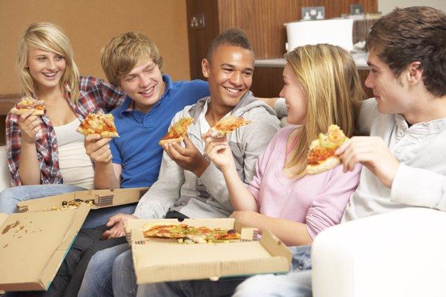 La dieta en los adolescentes