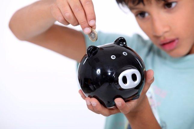 El valor del dinero y los niños