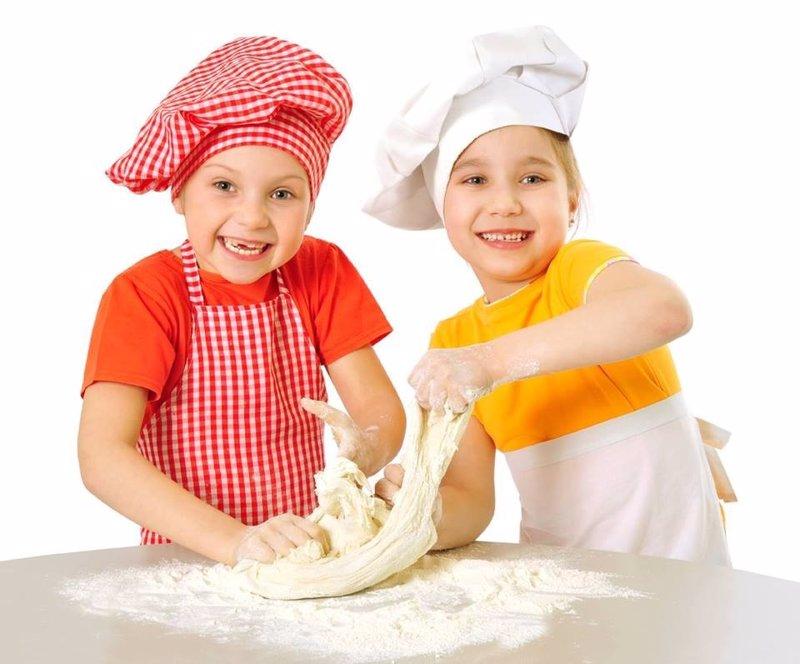 Taller de cocina divertida para ni os y familias - Cocina sana para ninos ...