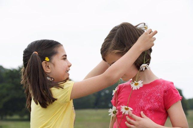 La generosidad, trucos para enseñar a los niños