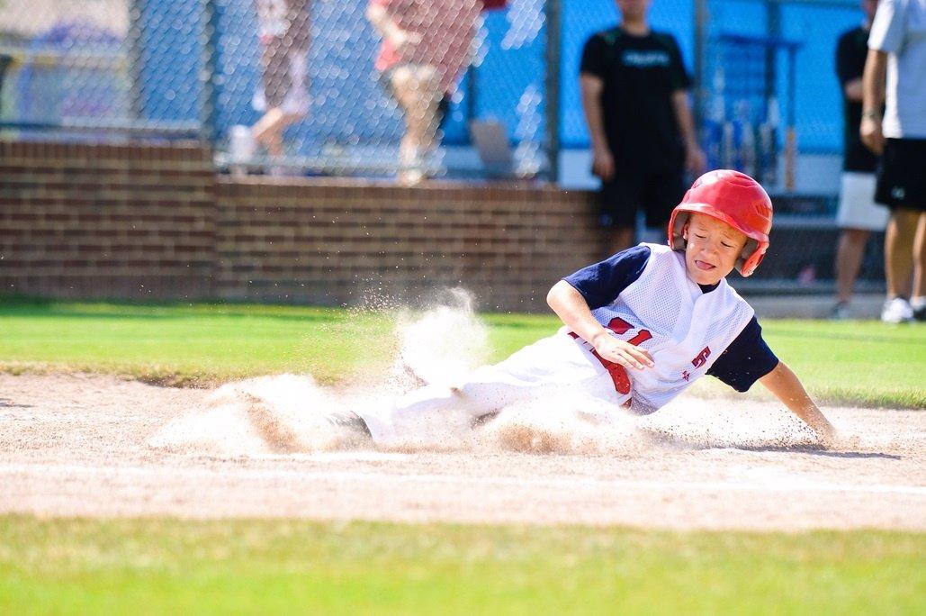 Béisbol para niños: un juego de equipo