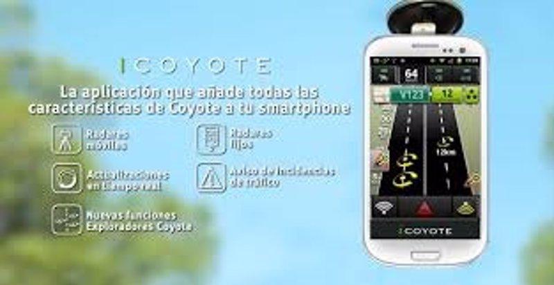 coyote nueva app de alerta de radares m viles. Black Bedroom Furniture Sets. Home Design Ideas