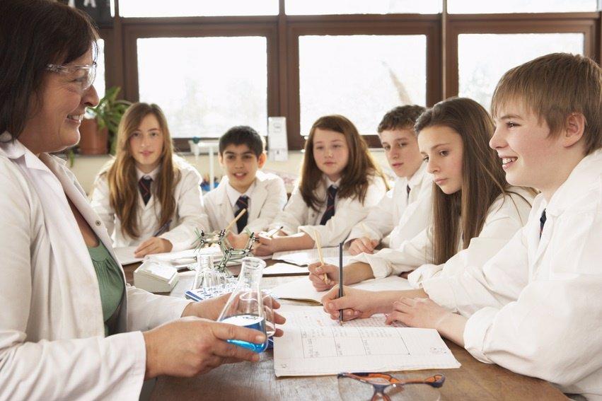 Motivos para cambiar de colegio a un niño