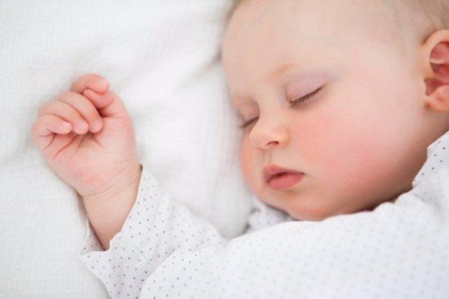 Tabla de sueño infantil