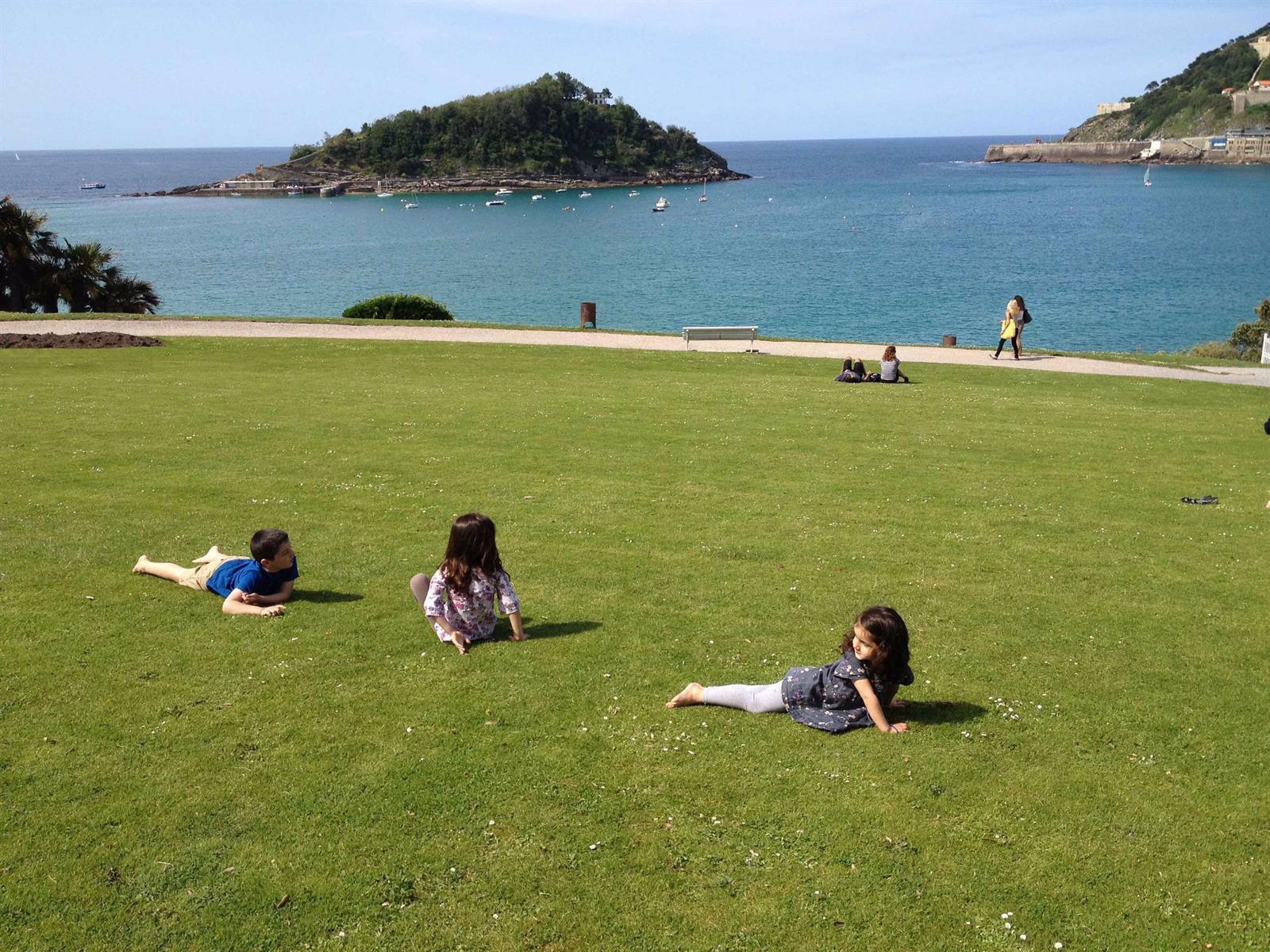 San Sebastián, un destino diferente con niños