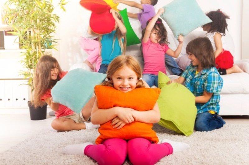 Juegos Con Ninos Para Una Tarde En Casa