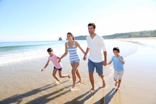 Vacaciones sin conflictos en familia