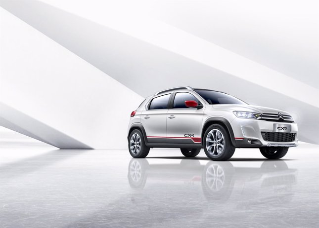 Citroën C-XR Concept, prototipo de confort familiar