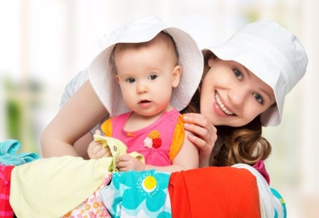 Prepara a tu bebé para el verano