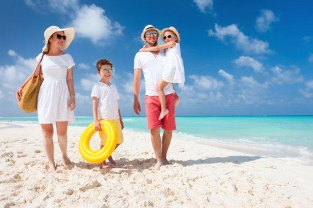 Protección solar infantil