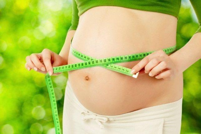 El aumento de peso en el embarazo