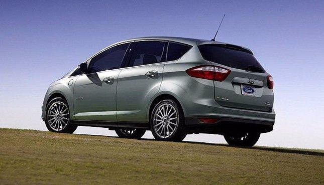Ford C-MAX, el buen trato familiar