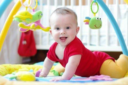 Juegos para tu bebé de 0 a 18 meses