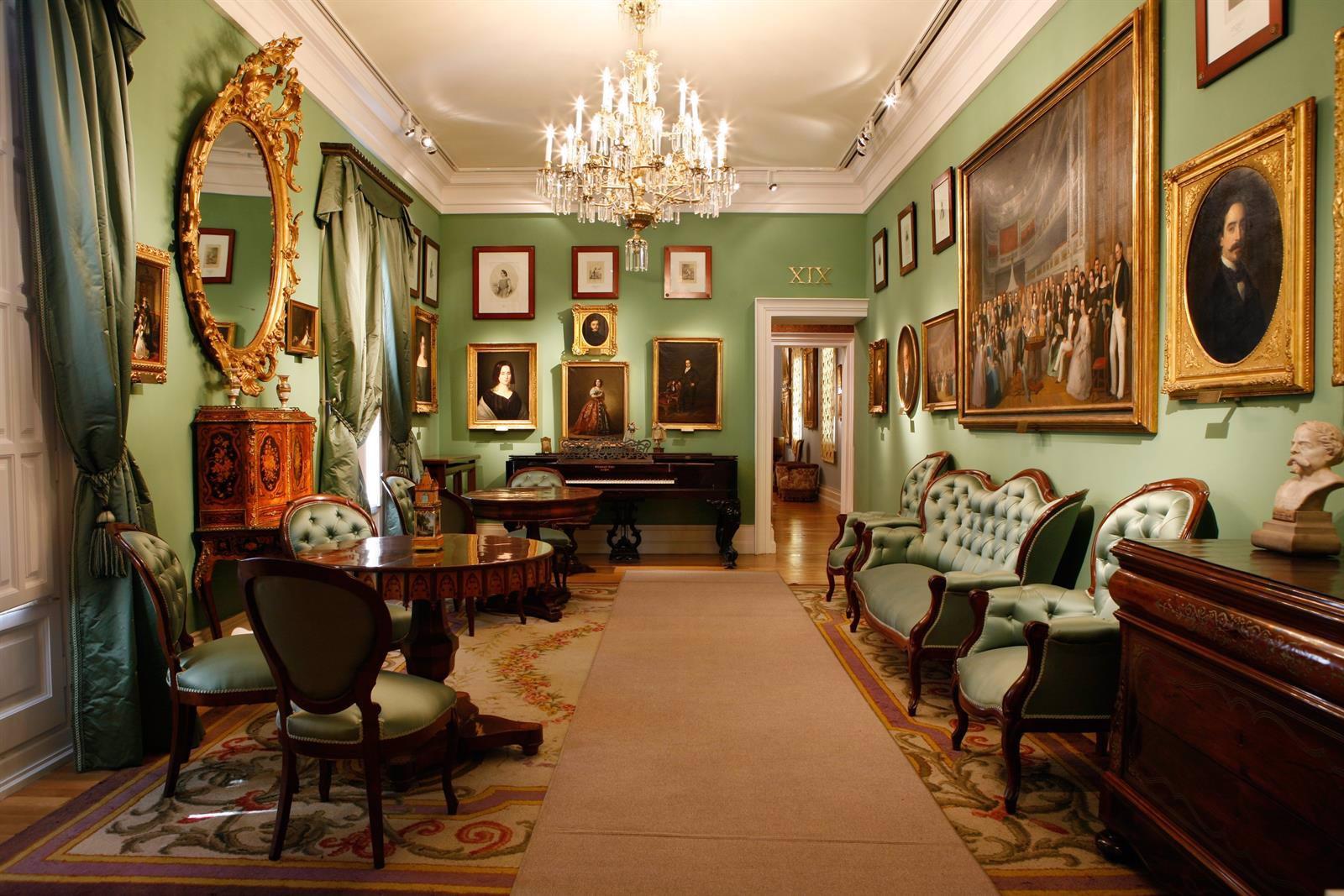 Museos en casas y palacios de Madrid