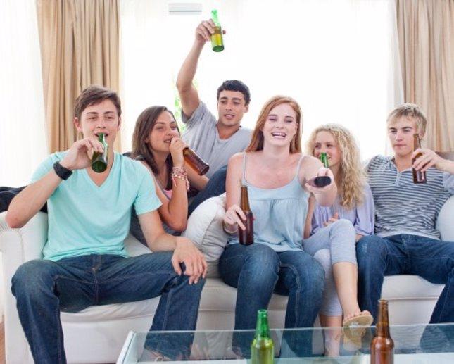 Frente al consumo de alcohol, tolerancia 0