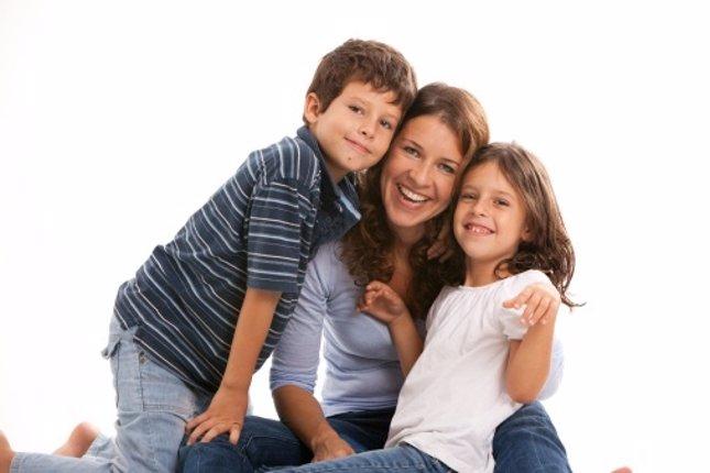 Diez hábitos de las madres felices