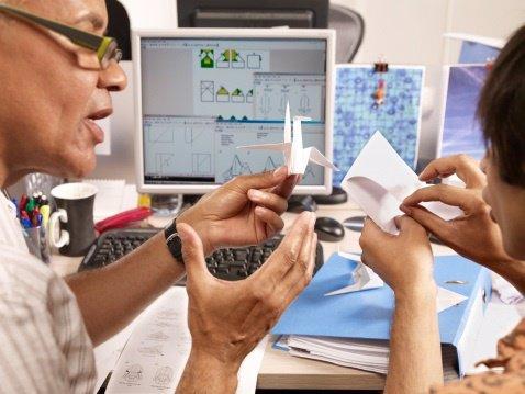 Cómo aplicar la papiroflexia al Conocimiento del Medio