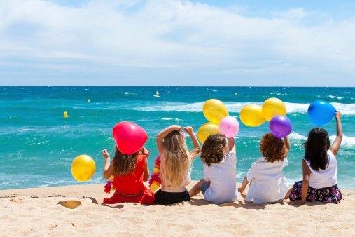 La dermatitis atópica y el verano en los niños