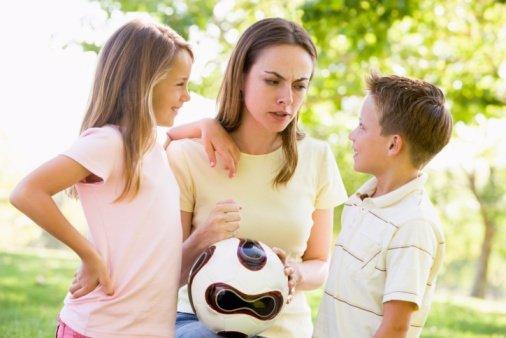 Pautas contra la desobediencia infantil