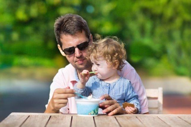 El bebé y su alimentación en verano