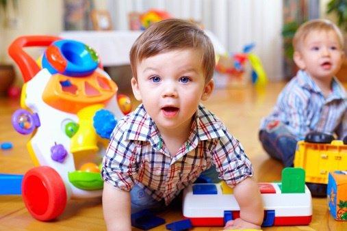 Los mejores juguetes de 6 a 12 meses