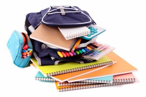 El uso inadecuado de las mochilas escolares