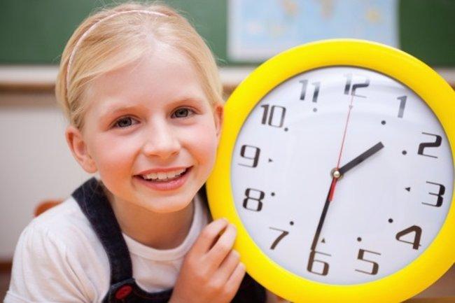 Foto: Cómo enseñar a los niños a aprovechar el tiempo (THINKSTOCK)