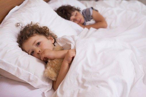 Cómo prevenir pesadillas en los niños