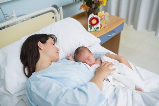 Cómo elegir el lugar para dar a luz