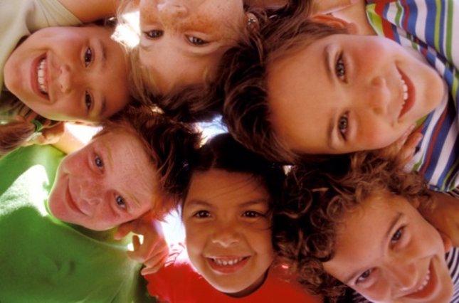 La felicidad de los niños españoles