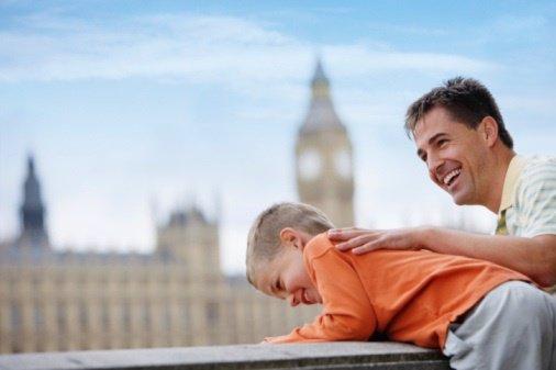 Viaja a Londres con niños y en familia
