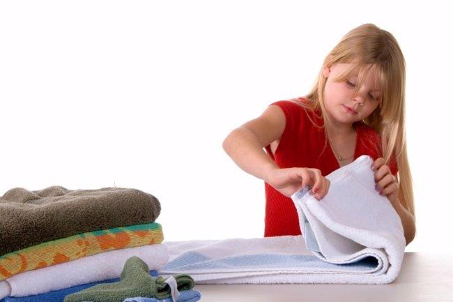 Foto: Encargos por edades para responsabilizar a los niños (THINKSTOCK)