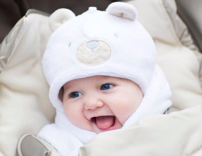 f45f456f3 Cómo abrigar al bebé en invierno