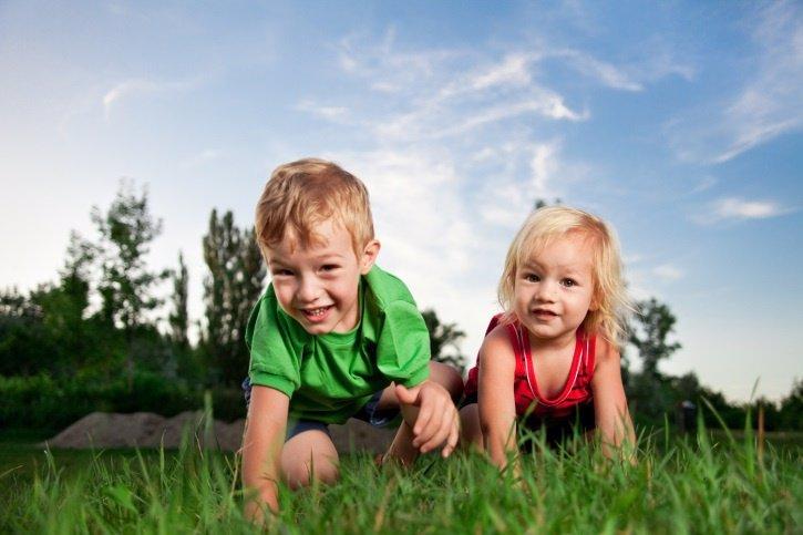 Ejercicios de psicomotricidad gruesa para niños