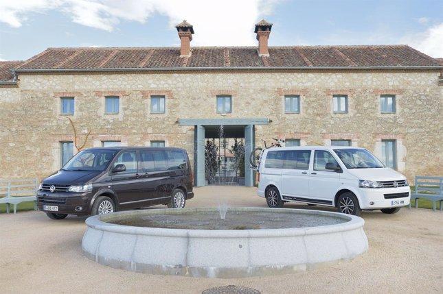 Nueva gama Multivan de Volkswagen