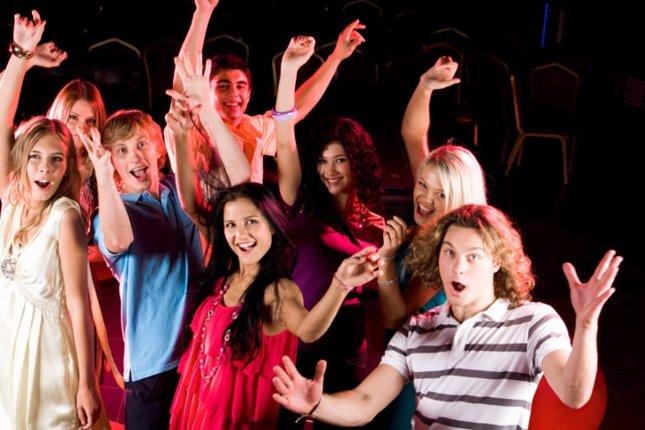 Noche vieja en benidorm - especial jovenes - area disco