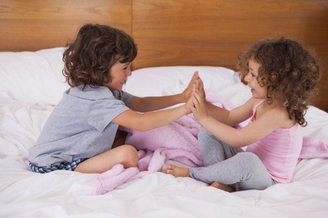 Compartir habitación con los hermanos