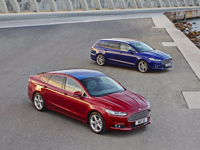 Ford Mondeo y Ford Mondeo wagon