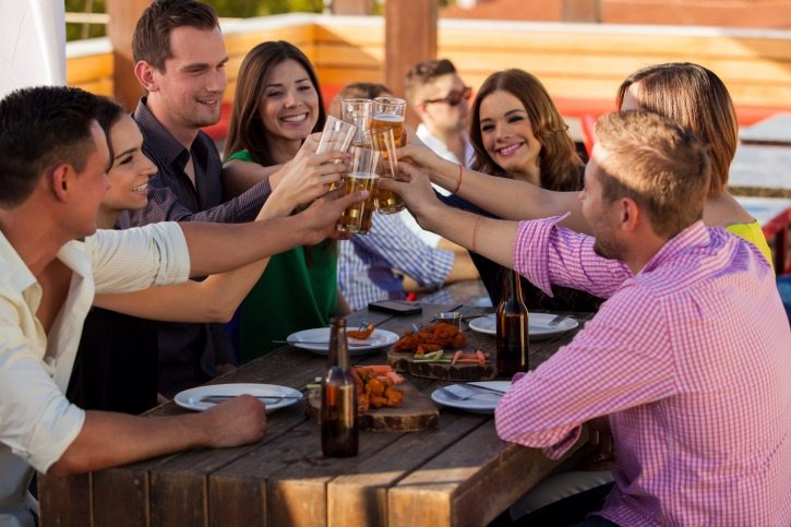 Aumenta el consumo de alcohol entre adolescentes