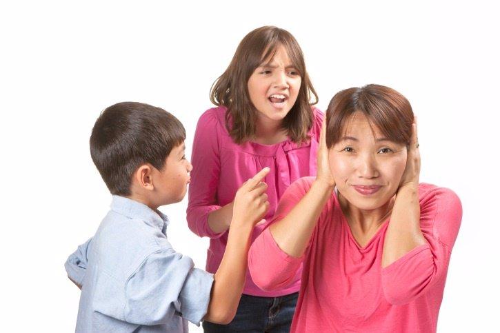 Educar a los niños mandones