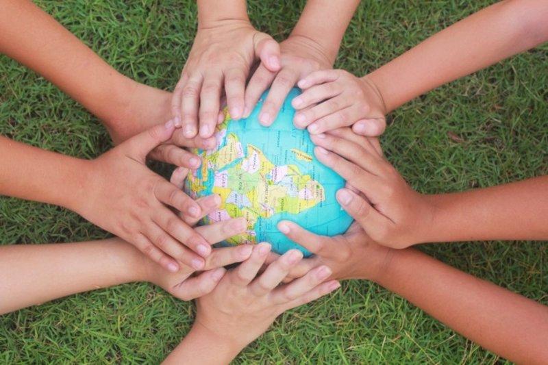 Solidaridad, educar en valores a los niños
