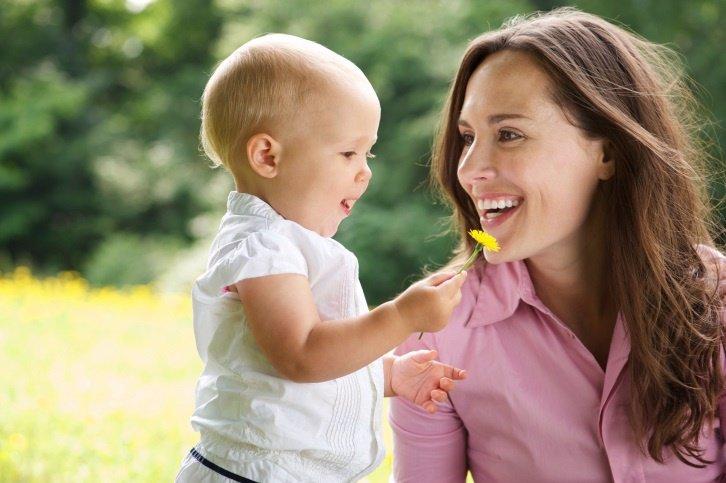 Estimulación de la inteligencia del bebé