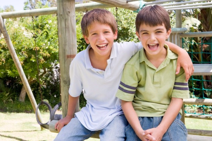 Ventajas de tener un mejor amigo en la infancia