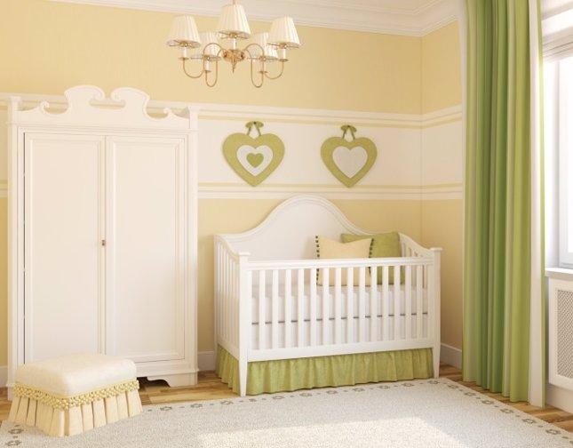 Decora la habitación de tu bebé
