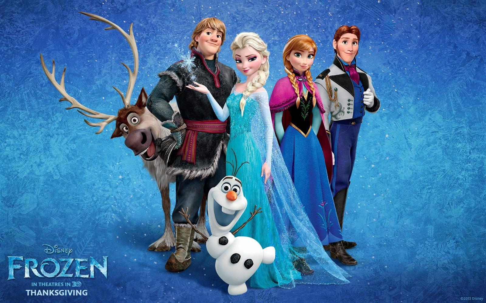 Frozen. El Reino de Hielo